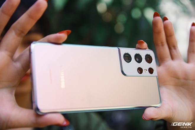 Đánh giá Galaxy S21 series: 3 chàng trai tốt của làng smartphone - Ảnh 17.