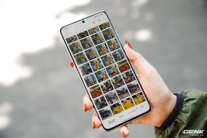Đánh giá Galaxy S21 series: 3 chàng trai tốt của làng smartphone - Ảnh 6.