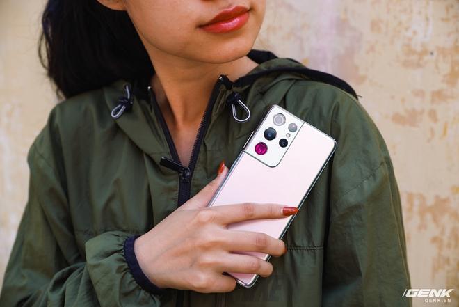 Đánh giá Galaxy S21 series: 3 chàng trai tốt của làng smartphone - Ảnh 19.