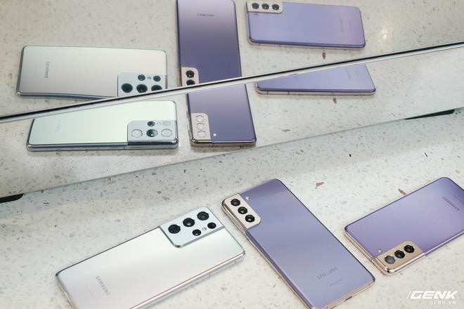 Đánh giá Galaxy S21 series: 3 chàng trai tốt của làng smartphone - Ảnh 2.