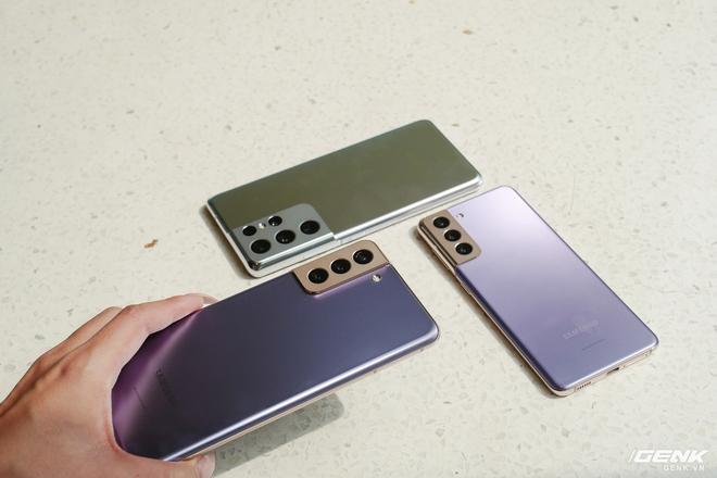 Đánh giá Galaxy S21 series: 3 chàng trai tốt của làng smartphone - Ảnh 16.