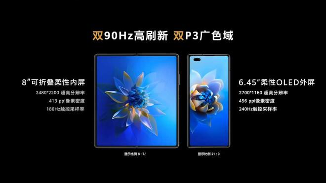 Huawei Mate X2 ra mắt: Bắt chước thiết kế của Z Fold2 nhưng giá còn cao hơn - Ảnh 2.