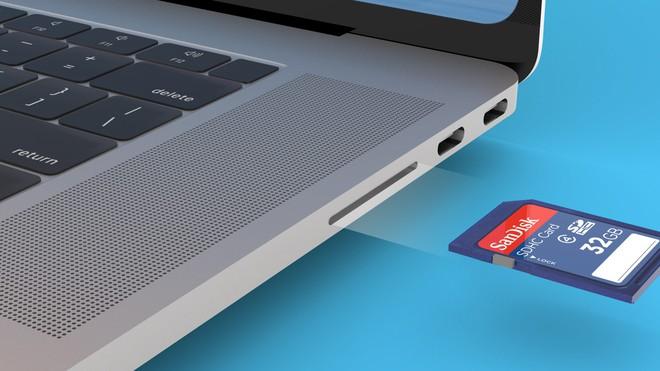 MacBook Pro 2021 sẽ có cổng HDMI và đầu đọc thẻ SD, ra mắt vào cuối năm nay - Ảnh 1.