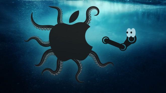 Valve bị Apple lôi vào cuộc chiến với Epic Games - Ảnh 1.
