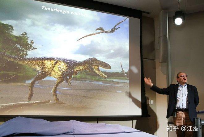 Giải mã bí ẩn về sự trỗi dậy của họ Tyrannosaurus - Khủng long bạo chúa - Ảnh 6.
