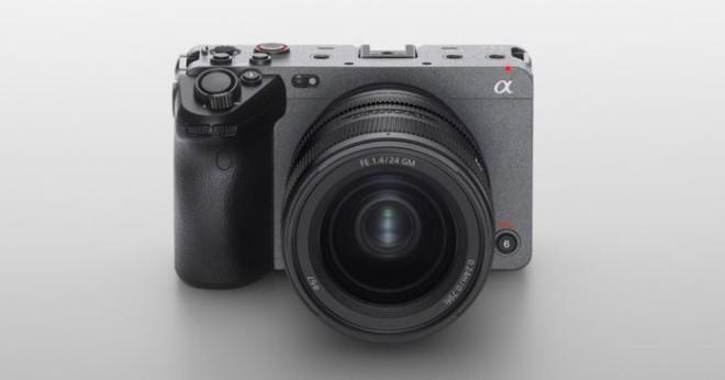 Sony công bố FX3: Máy quay chuyên nghiệp nhỏ gọn, cấu hình tương đương A7S III - Ảnh 1.