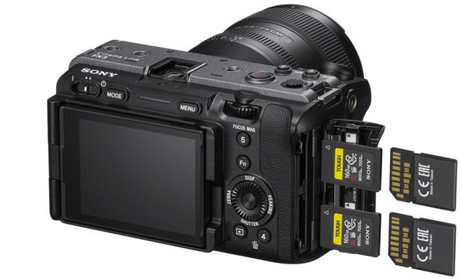 Sony công bố FX3: Máy quay chuyên nghiệp nhỏ gọn, cấu hình tương đương A7S III - Ảnh 4.