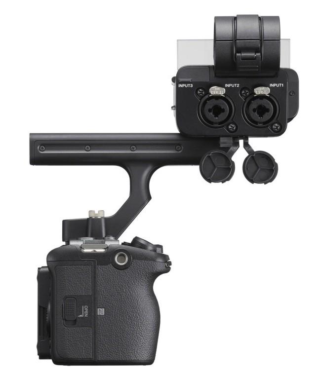 Sony công bố FX3: Máy quay chuyên nghiệp nhỏ gọn, cấu hình tương đương A7S III - Ảnh 7.