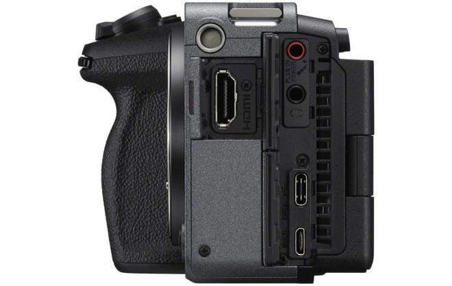 Sony công bố FX3: Máy quay chuyên nghiệp nhỏ gọn, cấu hình tương đương A7S III - Ảnh 6.