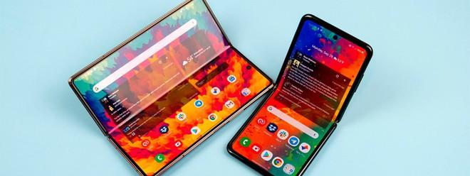 Samsung cung cấp màn hình gập cho cả Google, Xiaomi và Oppo - Ảnh 1.