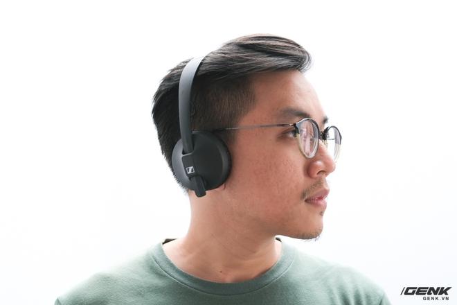 Mở hộp tai nghe không dây Sennheiser HD 250BT: Thiết kế nhẹ nhàng, chất âm phù hợp người chơi hệ K-Pop hoặc EDM, thời lượng sử dụng 25 giờ - Ảnh 13.