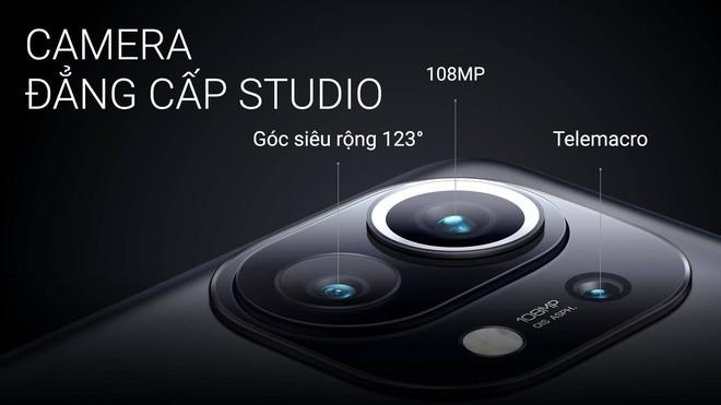 Xiaomi Mi 11 ra mắt tại VN với giá 21.99 triệu đồng, tặng kèm sạc nhanh và quà 7 triệu - Ảnh 3.