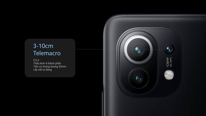 Xiaomi Mi 11 ra mắt tại VN với giá 21.99 triệu đồng, tặng kèm sạc nhanh và quà 7 triệu - Ảnh 5.