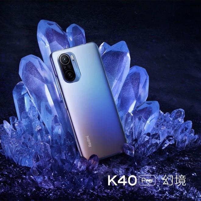 Redmi K40 series ra mắt: Snapdragon 870/888, màn hình 120Hz, giá từ 7.1 triệu đồng - Ảnh 3.