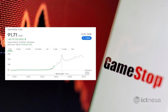 Reddit nổ tung khi cổ phiếu GameStop tăng vọt trở lại - Ảnh 1.