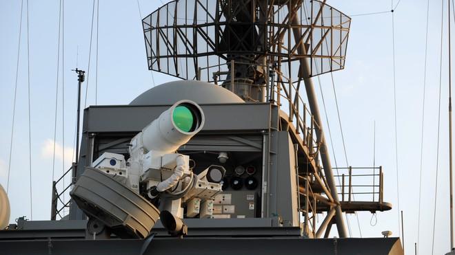 Quân đội Mỹ đang chế tạo súng laser mới có thể xuyên thủng áo giáp, làm mù cảm biến và phá vỡ các thiết bị điện tử - Ảnh 2.