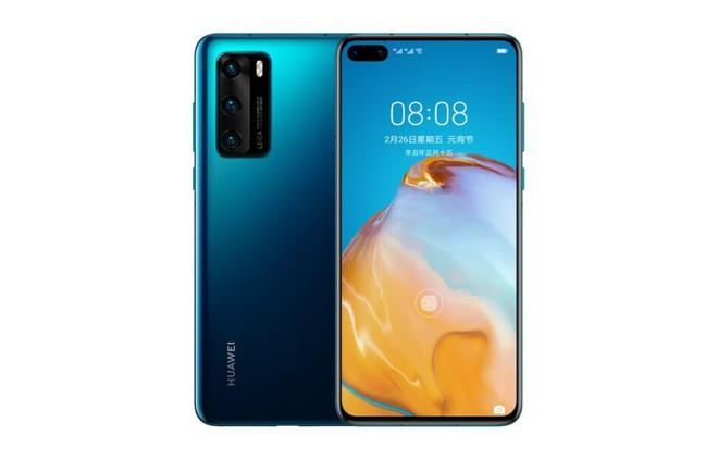 Huawei ra mắt P40 bản 4G với thiết kế và cấu hình không đổi, giá 14.2 triệu đồng - Ảnh 1.