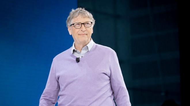 Bill Gates thích dùng Android hơn iPhone - Ảnh 1.