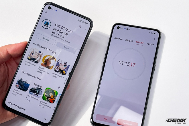 OPPO Reno 5 5G officially launched in Vietnam: Supporting the latest 5G network infrastructure, equipped with a more powerful processor than the 4G version, with additional 65W SuperVOOC 2.0 fast charger - Photo 6.