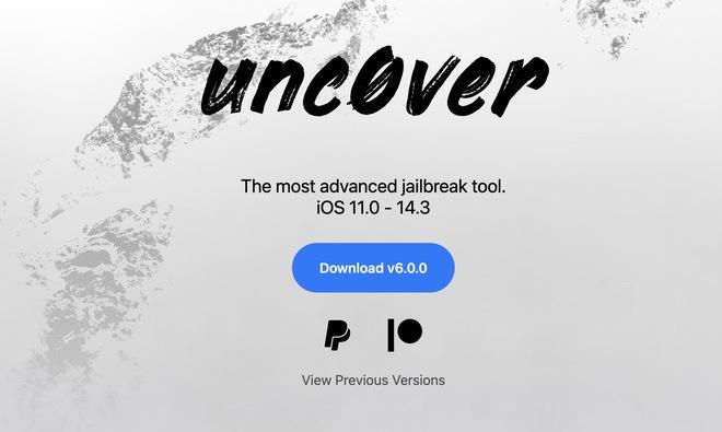 Công cụ mới cho phép jailbreak toàn bộ iPhone, hoạt động với iOS 14.3 trở xuống - Ảnh 1.