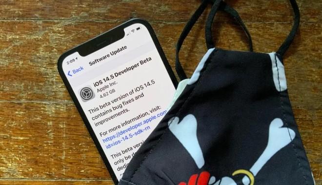 Bản cập nhật iOS 14.5 cho phép xác thực Face ID ngay cả khi đeo khẩu trang bằng cách ghép nối với Apple Watch - Ảnh 1.