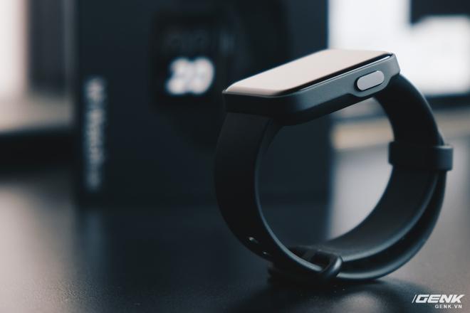 Trên tay Xiaomi Mi Watch Lite: Smartwatch hỗ trợ GPS giá rẻ, tiếng Việt hỗ trợ đầy đủ - Ảnh 6.