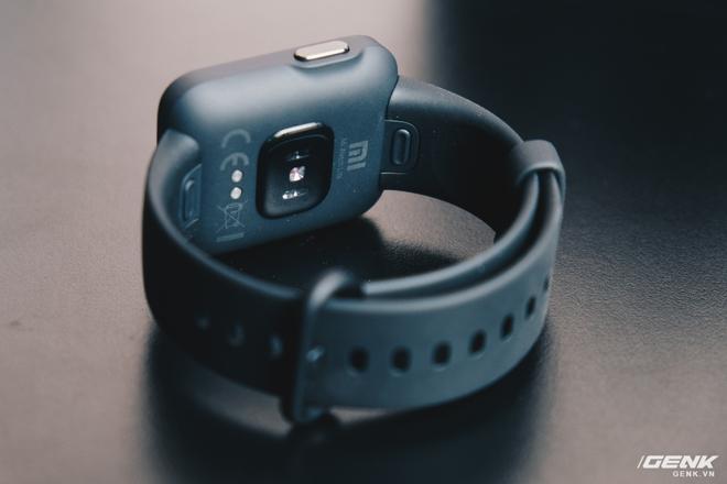 Trên tay Xiaomi Mi Watch Lite: Smartwatch hỗ trợ GPS giá rẻ, tiếng Việt hỗ trợ đầy đủ - Ảnh 9.