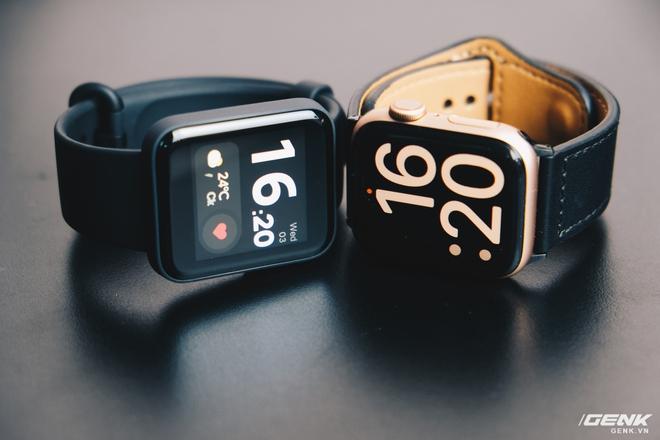 Trên tay Xiaomi Mi Watch Lite: Smartwatch hỗ trợ GPS giá rẻ, tiếng Việt hỗ trợ đầy đủ - Ảnh 12.