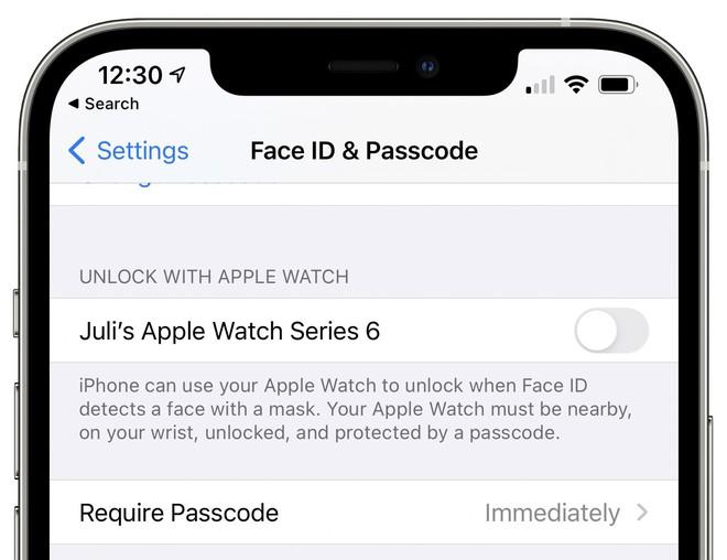Tổng hợp tính năng mới trên iOS 14.5: Mở khoá iPhone bằng Apple Watch, hỗ trợ 5G khi dùng 2 SIM, cấm ứng dụng theo dõi người dùng - Ảnh 2.