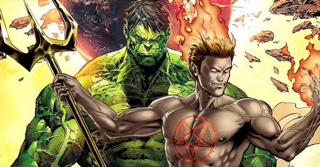 Thầy trừ tà của Marvel có những đặc điểm giống với Hulk một cách đáng kinh ngạc - Ảnh 1.