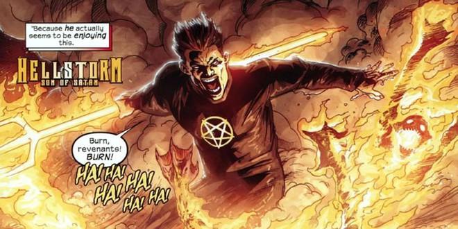 Thầy trừ tà của Marvel có những đặc điểm giống với Hulk một cách đáng kinh ngạc - Ảnh 2.
