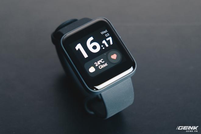 Trên tay Xiaomi Mi Watch Lite: Smartwatch hỗ trợ GPS giá rẻ, tiếng Việt hỗ trợ đầy đủ - Ảnh 10.