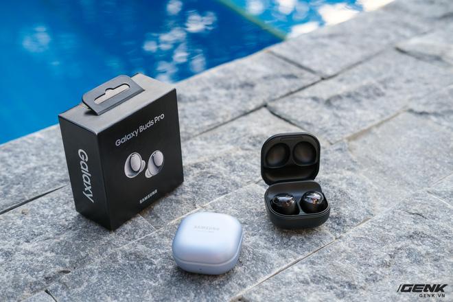 Mở hộp tai nghe Galaxy Buds Pro: Át chủ bài TWS nửa đầu năm 2020 của Samsung, nhiều tính năng cải tiến và đáng tiền hơn - Ảnh 12.