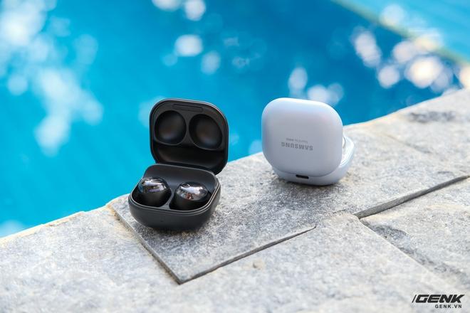 Mở hộp tai nghe Galaxy Buds Pro: Át chủ bài TWS nửa đầu năm 2020 của Samsung, nhiều tính năng cải tiến và đáng tiền hơn - Ảnh 8.