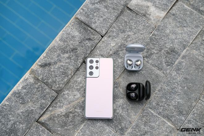 Mở hộp tai nghe Galaxy Buds Pro: Át chủ bài TWS nửa đầu năm 2020 của Samsung, nhiều tính năng cải tiến và đáng tiền hơn - Ảnh 10.
