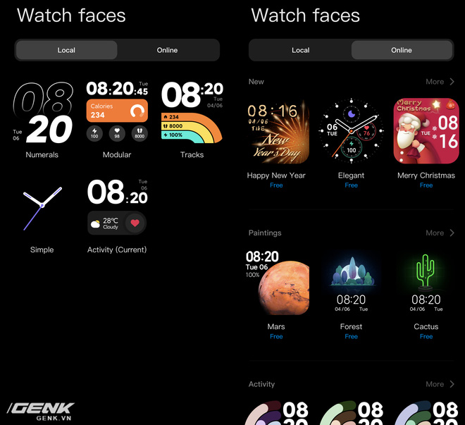 Trên tay Xiaomi Mi Watch Lite: Smartwatch hỗ trợ GPS giá rẻ, tiếng Việt hỗ trợ đầy đủ - Ảnh 21.