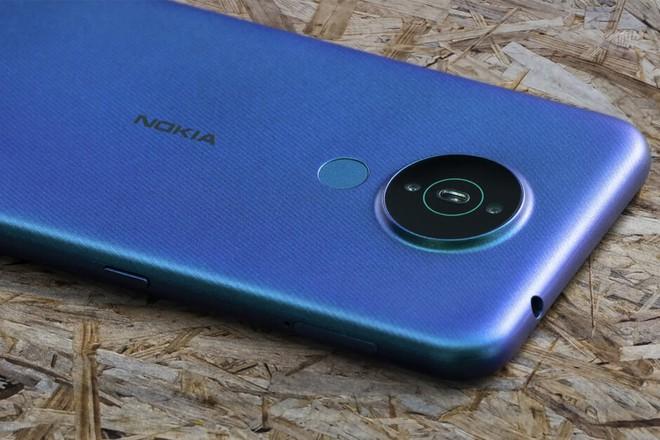 Smartphone giá rẻ Nokia 1.4 chính thức ra mắt: Có camera kép, pin 4.000 mAh, giá 120 USD - Ảnh 2.