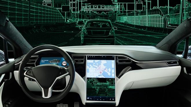 Nguồn tin nội bộ khẳng định Apple Car có khả năng tự lái hoàn toàn - Ảnh 1.
