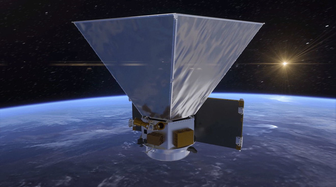 NASA giao kính viễn vọng trị giá gần 100 triệu USD cho Elon Musk phóng lên quỹ đạo, ôm tham vọng khám phá thời khắc vũ trụ hình thành - Ảnh 1.