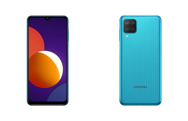 Samsung âm thầm ra mắt Galaxy M12: Exynos 850, 4 camera sau 48MP, pin 6000mAh - Ảnh 2.