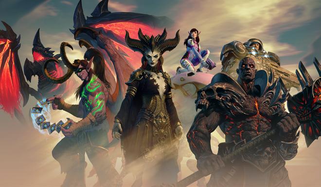BlizzCon 2021 sẽ diễn ra online, chiếu miễn phí cho tất cả mọi người - Ảnh 1.