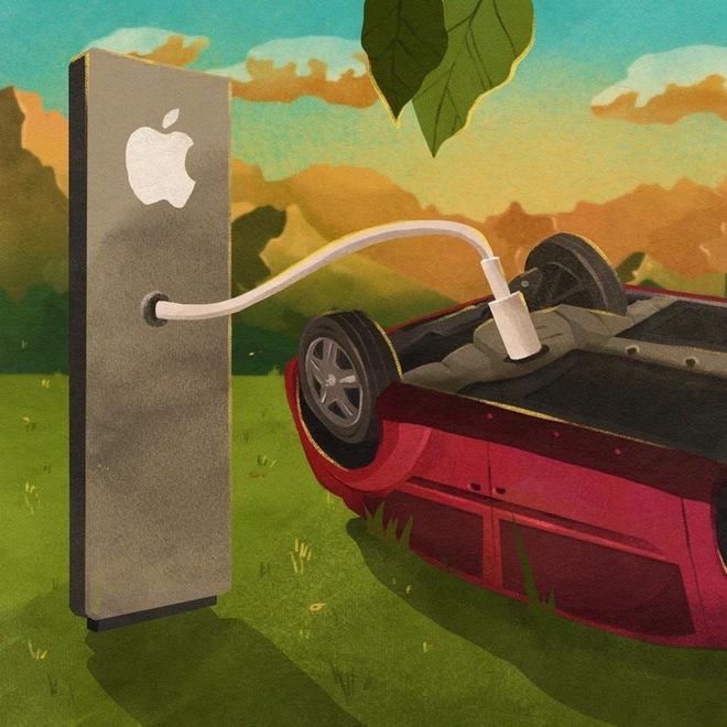 Tin tôi đi, xe hơi đến từ thương hiệu Apple là điều chẳng ai muốn thấy đâu - Ảnh 1.