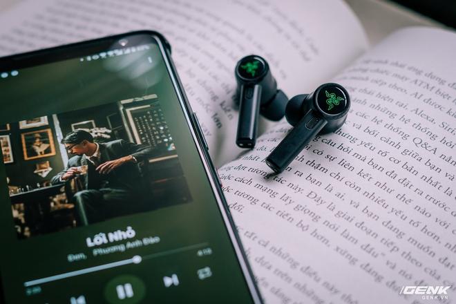 Đánh giá Razer Hammerhead True Wireless Pro: Chống ồn chỉ ở mức khá nhưng độ trễ thấp chính là điểm đáng tiền nhất - Ảnh 12.