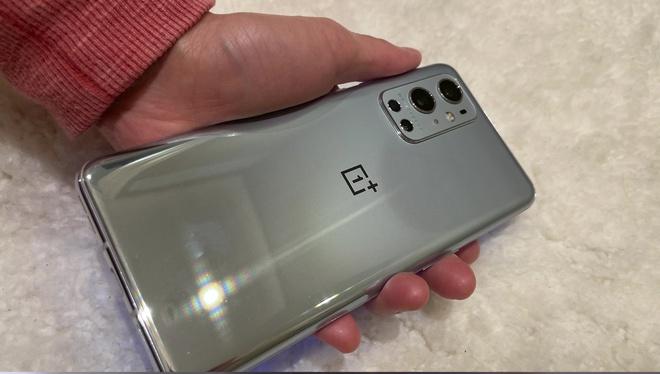 OnePlus 9 Pro lộ ảnh thực tế: Camera hợp tác với Hasselblad - Ảnh 4.