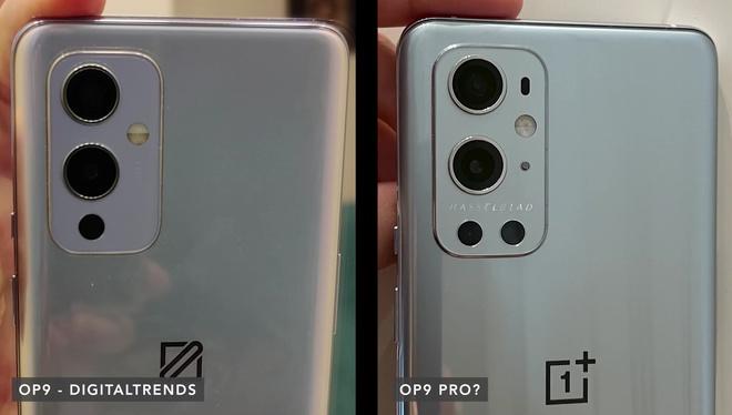 OnePlus 9 Pro lộ ảnh thực tế: Camera hợp tác với Hasselblad - Ảnh 1.