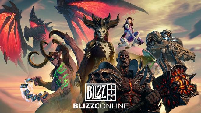 Đây là lịch trình sự kiện Blizzcon và cách theo dõi các game bạn yêu thích. Nhìn vào thấy ngay năm nay Diablo là con cưng! - Ảnh 1.