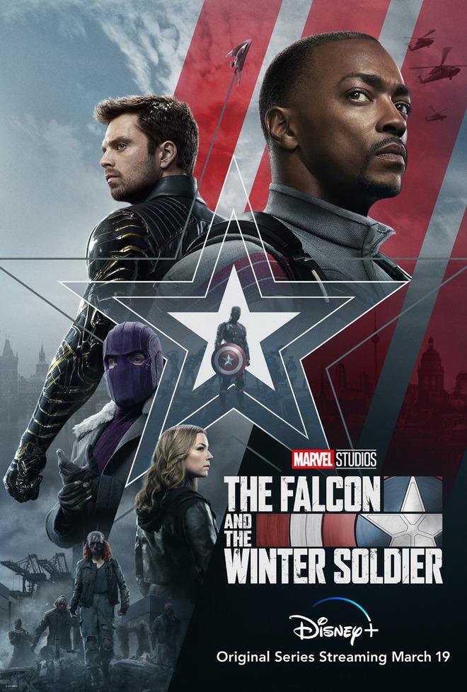 Trailer The Falcon & The Winter Soldier: hai anh bồ cũ của Cap thay nhau nghịch khiên, cháu gái của Peggy Carter bất ngờ xuất hiện - Ảnh 2.