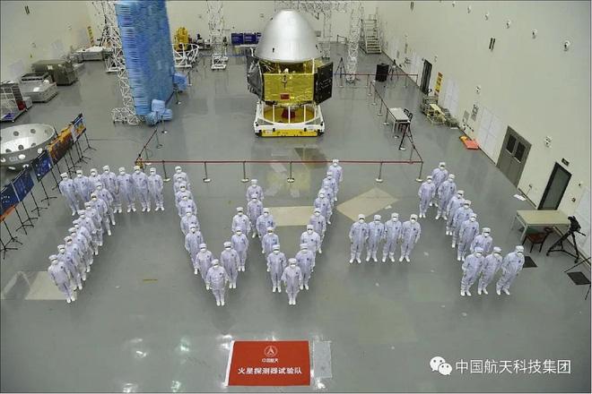 Ba phái đoàn Trái Đất chuẩn bị cập bến Hành tinh Đỏ, chào đón năm Sao Hỏa thứ 36 - Ảnh 3.