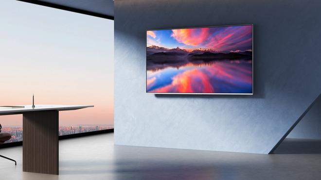 Xiaomi ra mắt Mi TV Q1 75 inch: Màn hình QLED 4K 120Hz, thiết kế sang trọng, chạy Android TV 10, giá gần 36 triệu đồng - Ảnh 1.