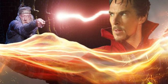 Doctor Strange duels magic with Dumbledore: Who will win?  Photo 3.